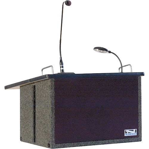 Anchor Audio Acclaim Lectern System (Gray)