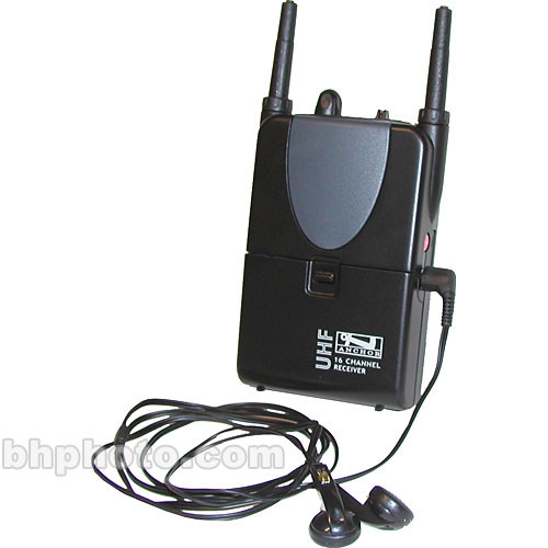 Anchor Audio AL-WB - Wireless Bodypack Receiver with Headphones