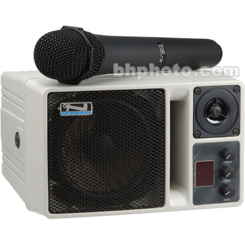 Anchor Audio AN-130BPHH Basic Package PA/Wireless System
