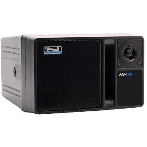 Anchor Audio AN-135 30 Watt Powered Wall-Mount Speaker (White)