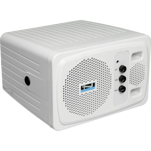 Anchor Audio AN-135+ 30 Watt Speaker Monitor (White)