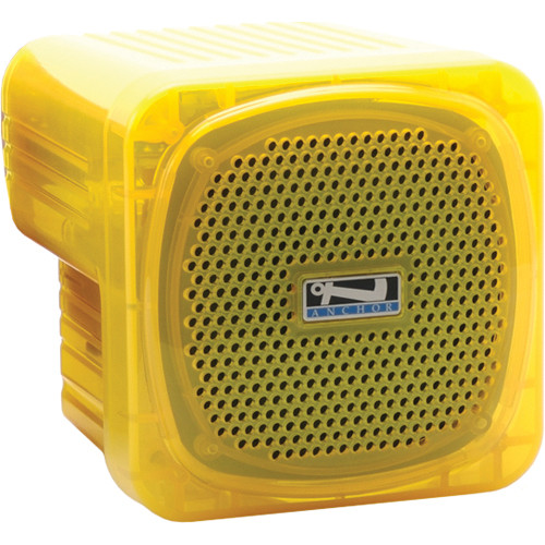 Anchor Audio AN-30 Portable 30W Speaker Monitor (Yellow)