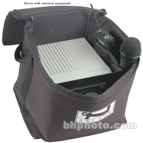 Anchor Audio CC-100XL Extra Large Carrying Case - for Anchor Audio AN-130 Speaker Monitor