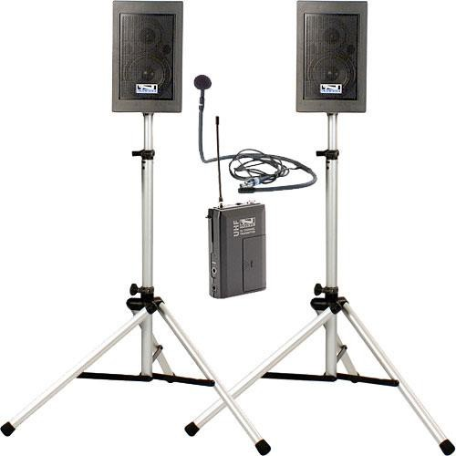 Anchor Audio EDP7500 CM-60  Explorer Pro Delxue Package with CM-60 Collar Mic
