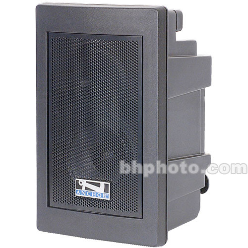 Anchor Audio EXP-6000U1 - Portable Powered Speaker w/Wireless Receiver