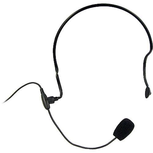 "Anchor Audio HBM-MINI - Headband Microphone with 1/8"" Mini Connector"