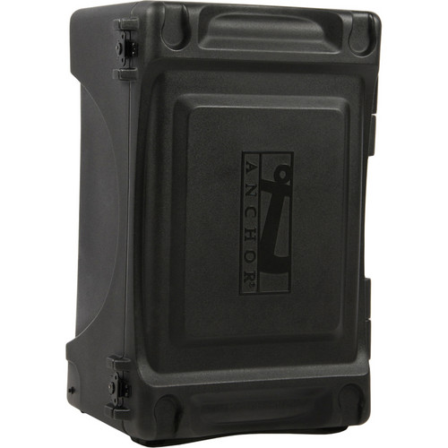 Anchor Audio Hard Case for 2x Anchor Audio AN-1000X Speakers & Mics