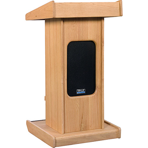 Anchor Audio LKLIB - Admiral Lectern with LIB-7500 System