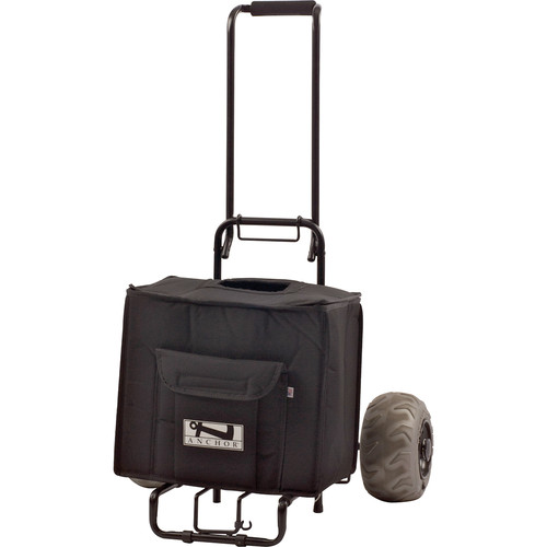 Anchor Audio Soft-Mega Rolling Tote