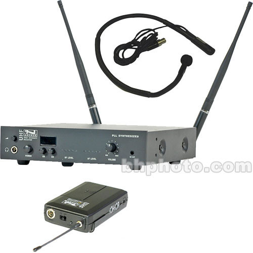 Anchor Audio UHF-6400 Wireless UHF Microphone System