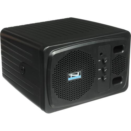 Anchor Audio AN-130+ Speaker Monitor (Black)