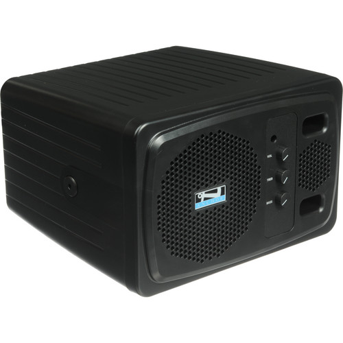 Anchor Audio AN-135+ 30 Watt Speaker Monitor (Black)