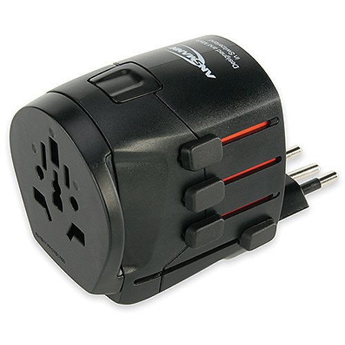 Ansmann All-In-One 3 Universal Travel Adapter