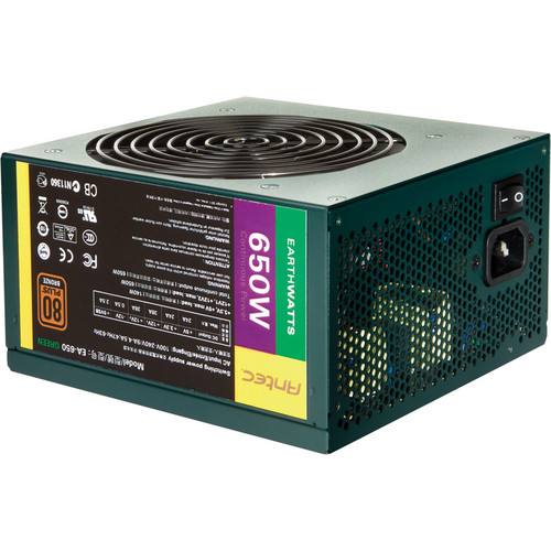 Antec EarthWatts EA650 Green Power Supply (650 W)