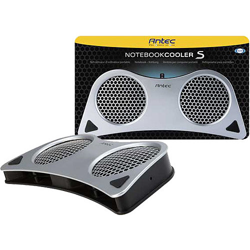 Antec Notebook Cooler S - Compact Notebook Cooler