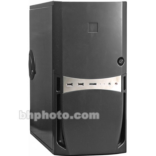 Antec Sonata III Quiet Super Mini Tower Computer Case with 500W Power Supply