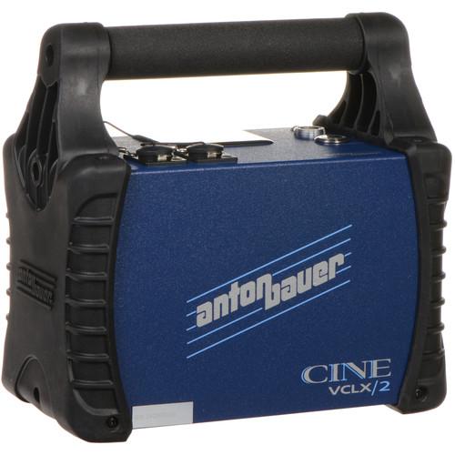 Anton Bauer CINE VCLX/2 Dual Voltage Battery