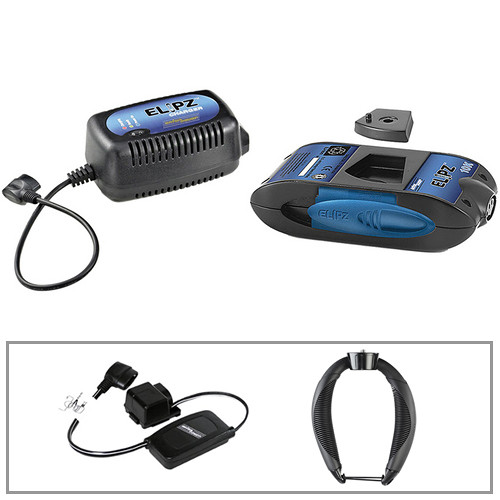 Anton Bauer Elipz 10K Battery and Handheld Camcorder Support Kit