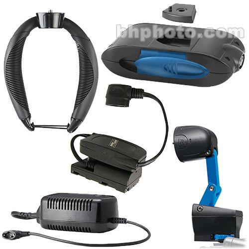 Anton Bauer ElipZ 10K Sony Battery / ElightZ / EgripZ Kit