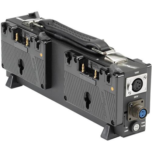 Anton Bauer QBH-HD Quad Battery Holder