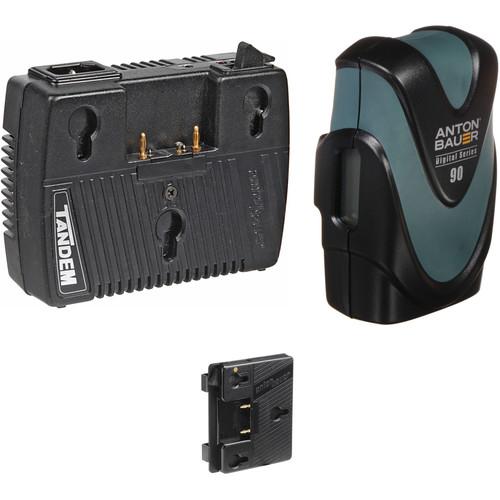 Anton Bauer QRJVCAUTK1 Power Kit for GY-HD200/HD250
