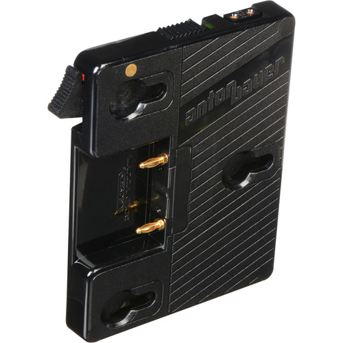 Anton Bauer QR-GOLD Gold Mount Battery Plate - Universal Mounting Plate
