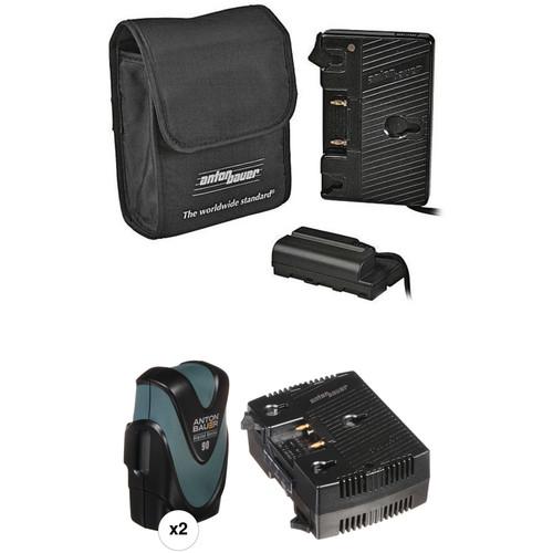 Anton Bauer QR-PDHDVK2 Camcorder Power Kit