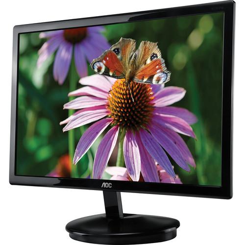 """AOC E2243FWK 22"""" LED Monitor (Black)"""
