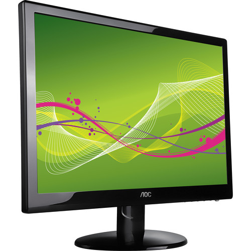 "AOC 2752VH 27"" LED HD Monitor (Black)"