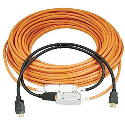 Apantac HDMI-100-FF Fixed Fiber HDMI Optical Extender (328.1')