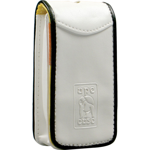 Ape Case AC00587 Clip-On Mini Video Camera Case (White)