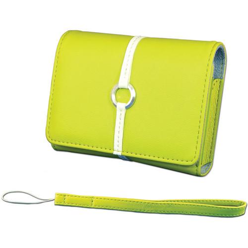 Ape Case Norazza New York Designer Digital Accessory Clutch (Green)