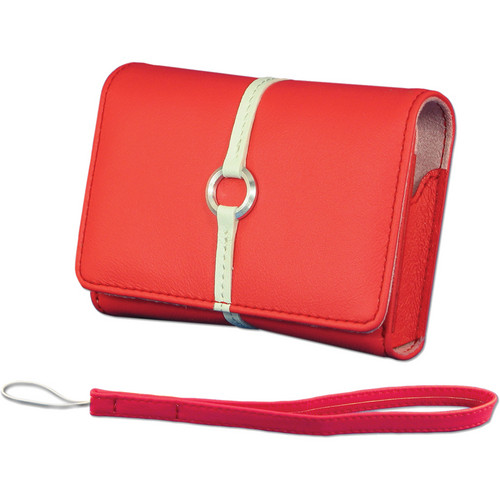 Ape Case Norazza New York Designer Digital Accessory Clutch (Red)