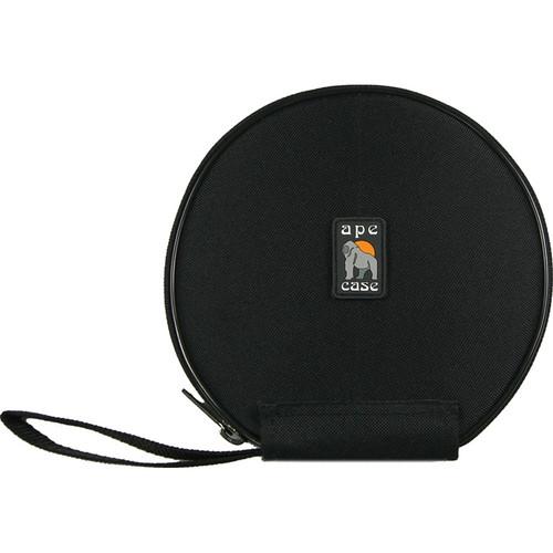 Ape Case AC12473 12 Disc CD/DVD/Gaming/Blu-Ray Case (Black)