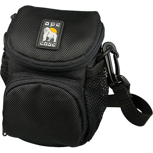 Ape Case AC160 Compact Digital Camera Case (Black)