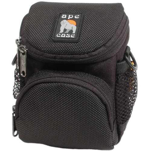 Ape Case AC165 Compact Digital Camera Case (Black)