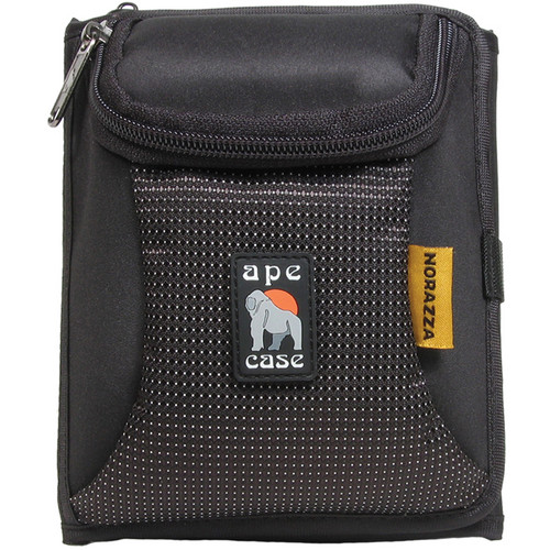 Ape Case AC252 Tri-Fold Wallet and Camera Case (Black)