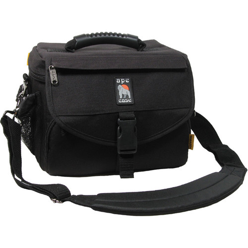 Ape Case ACPRO1000 Digital SLR Camera Case (Black)