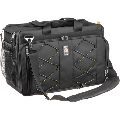 Ape Case ACPRO1600 Digital SLR/Laptop Travel Case (Black)