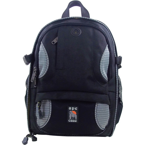 Ape Case Compact Digital SLR Backpack (Black)
