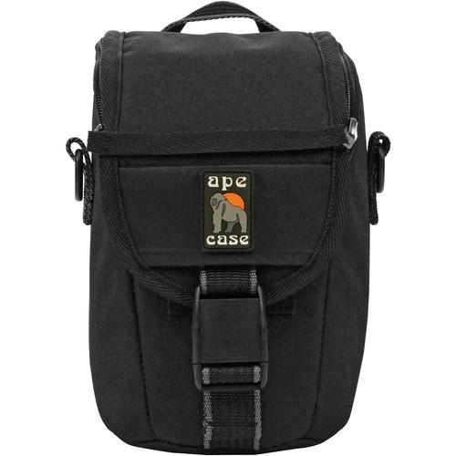 Ape Case ACPROLC14 Professional Standard Lens Case (Black with Hi Vis Interior)