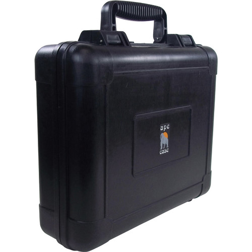 Ape Case ACWP6025 Compact Watertight Hard Case (Black)