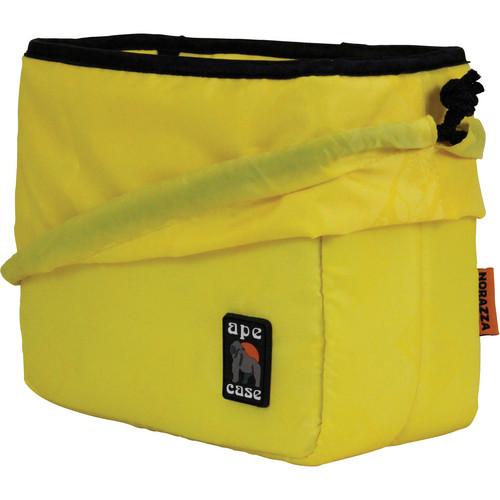 Ape Case Cubeze QB33 DSLR/Lens/Flash Cube (Compact, Yellow)