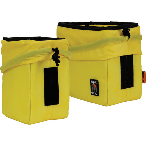 Ape Case Cubeze QB41 Flexible Storage Cube (Yellow)