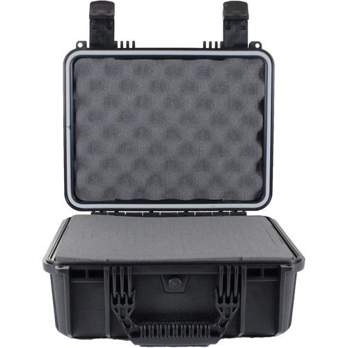 Ape Case ACWP6027 Compact Plus Watertight Hard Case (Black)