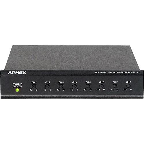 Aphex 141 - Digital to Analog Converter