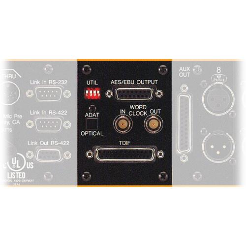 Aphex 17881 - AES/EBU/TDIF/ADAT Digital Output Module