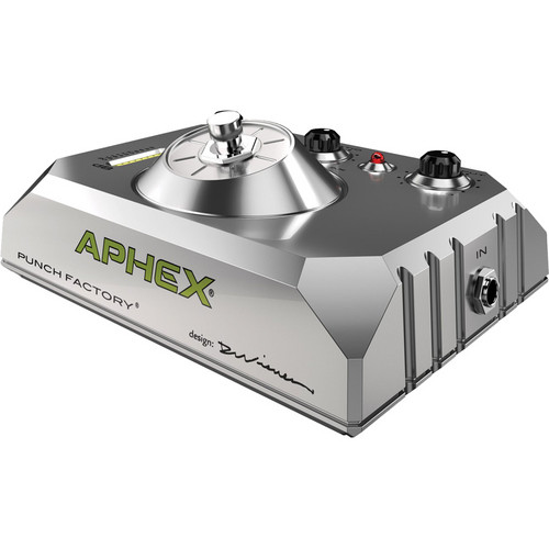 Aphex Punch Factory Optical Compressor Pedal