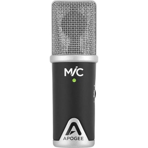 Apogee Electronics MiC Studio Quality USB Microphone