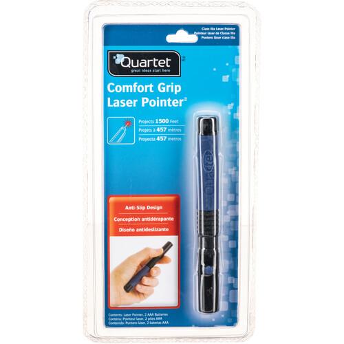 Quartet Classic Comfort Red Laser Pointer (Steel Blue)